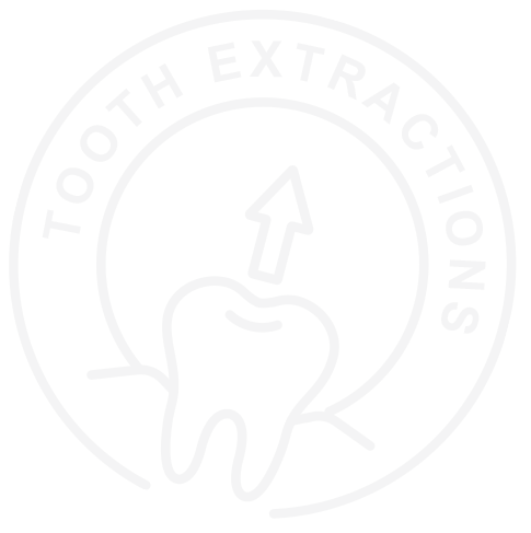 tooth extraction logo Dr Felts Chattanooga TN